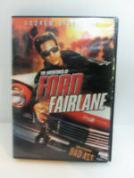Vintage 1990 The Adventures of Ford Fairlane DVD w Insert Andrew Dice Clay OOP