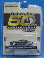 Greenlight 1:64 Anniversary Collection R9 1968 Mercury Cougar XR-7 GT-E 428 SCJ