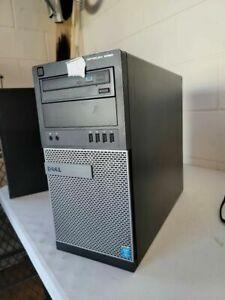 Dell Optiplex 9020 Intel i7-4770 3.40 Ghz 8GB RAM 2TB Win 10 PC MT ATI 026