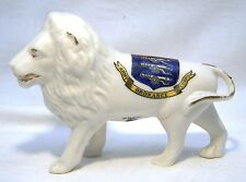 More details for willow art   crested  china  lion  ww1  army ordnance corp b61   (e41)