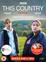 This Country: Series One & Two DVD (2018) Daisy May Cooper cert 15 2 discs