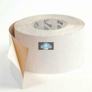 Tyvek 2060B 75mm x 25m Single Sided Joint Tape For Breathable Membranes