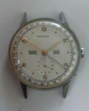 Vintage Movado Triple Calendar Date Watch
