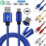 For Fast Samsung Galaxy S9/S9+ S8 Plus Note 9 Type C USB Charger Charging Cable