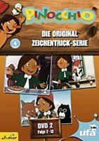 "PINOCCHIO ""TEIL 2 (FOLGEN 7-12)"" DVD NEUWARE"