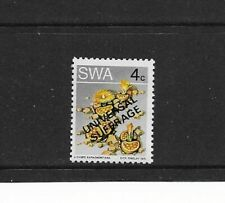 1973 South West Africa - 4c Succulent - With Overprint - Single Stamp - MNH.