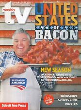 TV WEEKLY 2013 DEC. 30 DESTINATION AMERICA (FAIR/GOOD CONDITION)