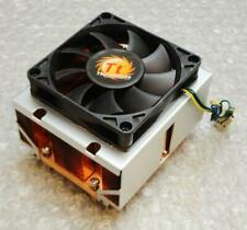 Thermaltake Tt Copper CPU Processor Heatsink and Fan Assembly - 4-Pin / 4-Wire