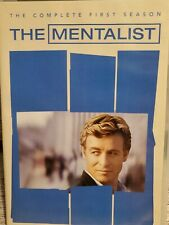 The Mentalist --- Season 1 --- DVD