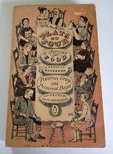 Patience Gray & Primrose Boyd Plats Du Jour Vintage Penguin PH32 Food Book RARE