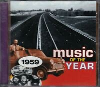 Various Artists: Music of the Year 1959 [CD, 1999]