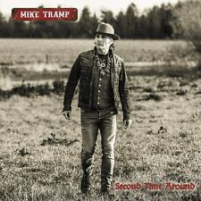 MIKE TRAMP Second Time Around CD NEW & SEALED 2020 (White Lion, Freak Of Nature)