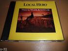 LOCAL HERO soundtrack CD Mark Knopfler of dire straits SCORE ost