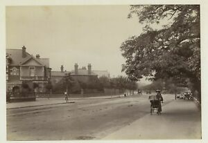 Newark On Trent London Road 1909 Photo By Frith