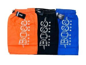 Men's Hugo Boss Swim Shorts 3D Style This Summer
