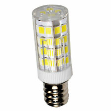 HQRP E12 110V LED Light Bulb Cool White for LG 6913EL3001A Dryer Replacement