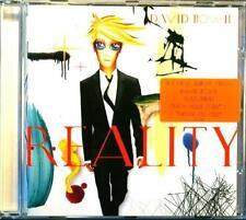 DAVID BOWIE Reality Columbia COL 512555 2 Austria 2003 11tr CD