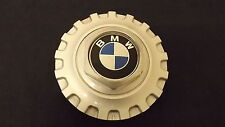 BMW 525i 528i 530i 535i 540i OEM Center Cap 36.131 181 068 Sparkle Silver Finish
