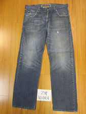 Used 549 low loose fit levi's jean no tag meas 37x33 zip10001