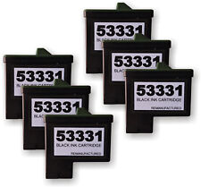 Primera Bravo II 53331 6 pack Black Ink Cartridge / XR