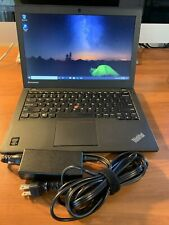 New ListingLenovo Thinkpad X240 Core i5-4300 1.9ghz 8Gb 256Gb Ssd Wcam Wi-Fi Win 10 Pro Crd