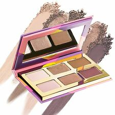 POP 6 Colors MakeUp Earth color Eyeshadow Palette Discoloration Cosmetic New