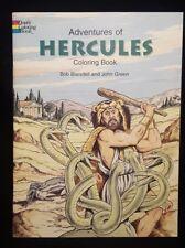 Dover Coloring Book, Adventures of Hercules