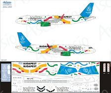 Airbus A320 1/144 Wizz Air (Olympic Candidate 2024) decal by Ascensio 320-027