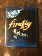 Firefly - The Complete Series (2008) Blu-ray 3-Disc Set Joss Whedon Sci-fi