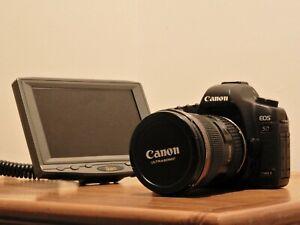 Canon EOS 5D II & 16-35/2.8 L Plus Extras