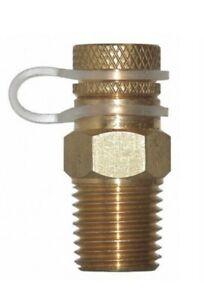 "Test Cock Plug - 1/4"" NPT - Pressure Range 0-1000 psi - Connection Size 1/4"" PVB"
