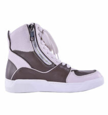 Dolce&Gabbana Leather Upper Sneakers Casual Shoes for Men