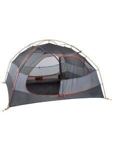 Marmot Limelight 3P Hiking Tent - Cinder/Crocodile One