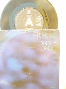 FREUR DOOT DOOT / SIDE HOLD ME MOTHER demo / promo......... 45 rpm