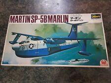 Hasegawa Vintage 1/72 Martin SP-5B Marlin Us Navy muy buen estado Muy Raro