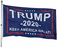New listing Homissor Donald Trump 2020 Maga Flags 3x5 Outdoor- Keep America Trump 2020 Flag