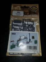 OO Gauge Ratio 553 Signal Box Interior model railway kit