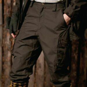 Sherwood Forest Mens Hardwick Trousers, Lightweight Waterproof & Breathable