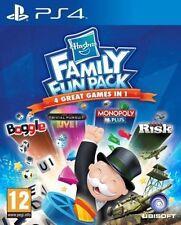 Sony Ps4 PlayStation 4 Spiel Hasbro Family Fun Pack