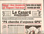 CANARD ENCHAINÉ Birthday Newspaper JOURNAL NAISSANCE 3 SEPTEMBRE SEPTEMBER 2008