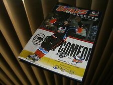 Gulls Gullzette 2017 v02n07 San Diego Gulls AHL ice hockey program vs Ontario