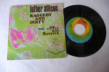 "LUTHER ALLISON""RAGGEDY AND DIRTY- disco 45 giri TAMLA It 1973"" VERY RARE/SOUL"