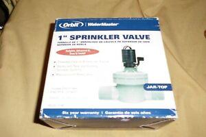 """Orbit Watermaster 1"""" Male Threaded 57467 Jar-Top Sprinkler Valve"""