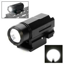 Hunting Light 3000 Lm R5 Led Flashlight Fits Weaver Picatinny Rails 3-Modes Uscc