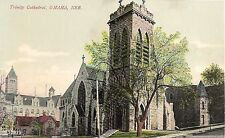 Trinity Cathedral in Omaha NE Postcard