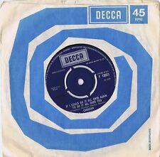 """Caravan - If I Could Do It Again.... 7"""" Decca 1970 RARE"""