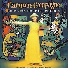 Une Voix Pour Les Enfants by Campagne, Carmen