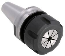 TECHNIKS ISO 30 PRECISION ER32 SLOTTED NUT COLLET CHUCK 12213-W-63