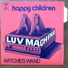 "LUV MACHINE Witches Wand 7"" MONSTER GARAGE SPIN MINT/MINT"