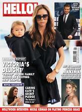 HELLO,David,Victoria Beckham,Maxima,Kate Middleton,Leon Max,Heidi Klum,Harry NEW